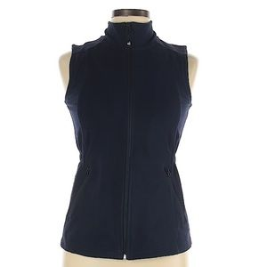 Talbots Vest with Fur Lining